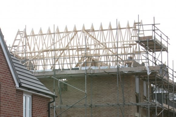 Housebuilding levels saw 9% fall in 2012