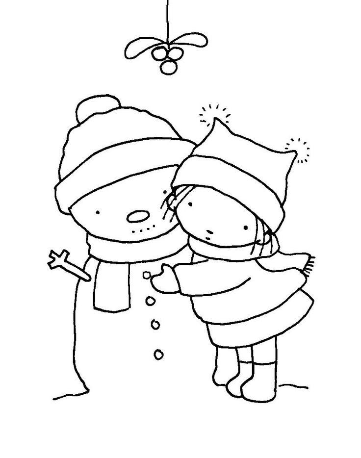 719 best Fijne motoriek Kleurplaat images on Pinterest Coloring - new snow coloring pages preschool