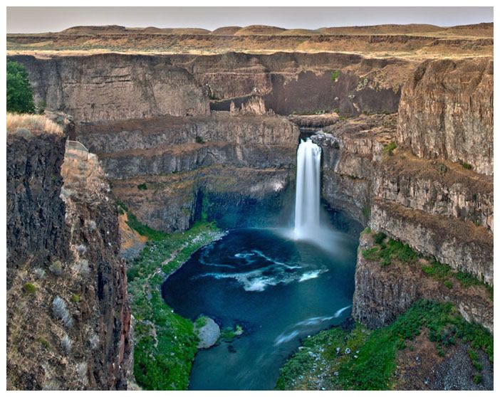 Palouse Falls Wa Oh The Places I Ll Go Pinterest