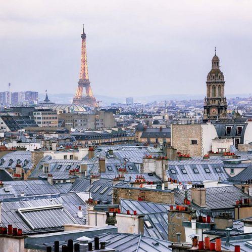 toits de paris exposition rooftops appli architecture livre taschen 4