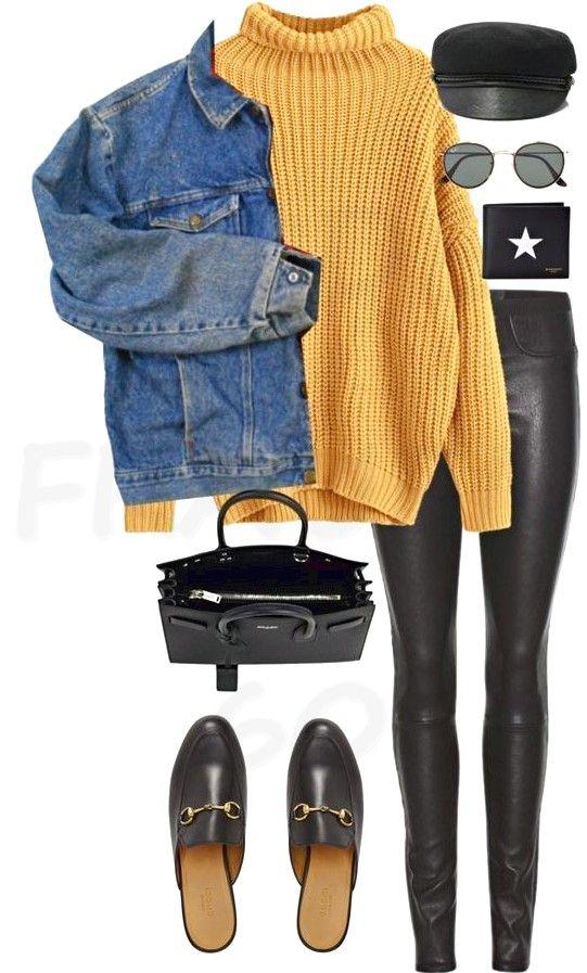 25 Winter-Outfits, die du besitzen musst – #habe #soll #die # brauche # deine # Winter-Outfits