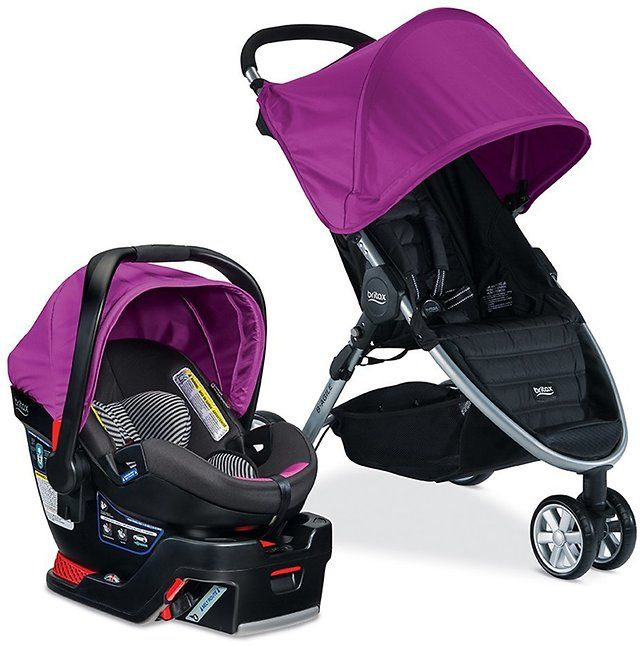 Britax B-Agile 3/B-Safe 35 Elite Travel System Concord $281.99 (amazon.com)
