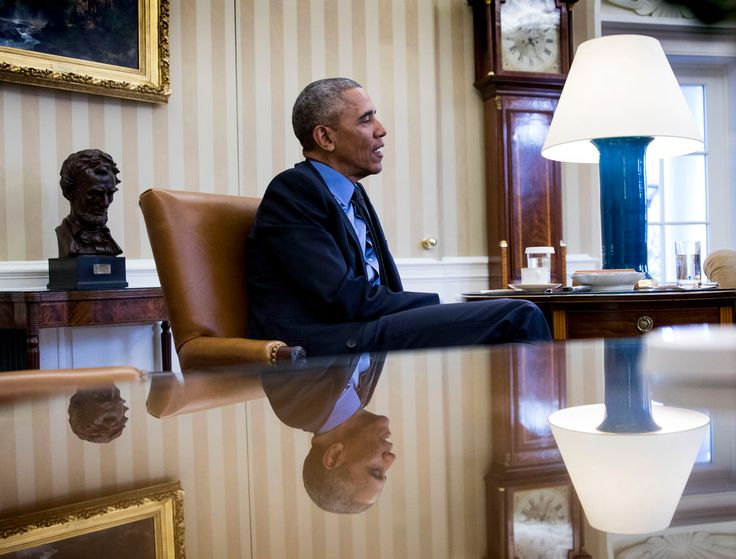 In an interview seven days before leaving office, Mr. Obama talked about the role books have played during his presidency and throughout his life.