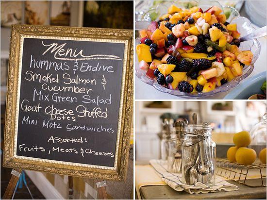 17 Best 1000 images about Bridal Shower food Ideas on Pinterest Mini
