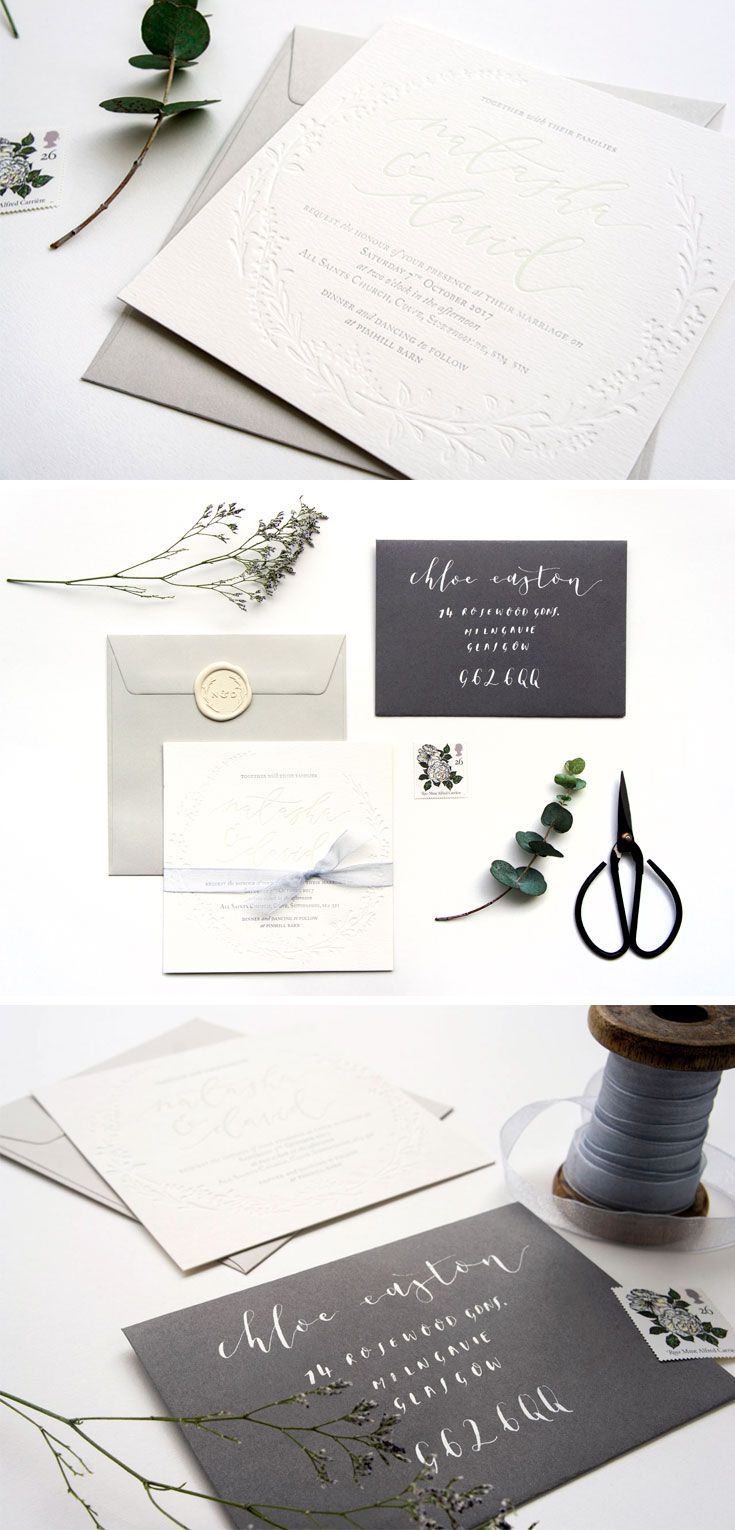 3572 best Wedding Invitation Green images on