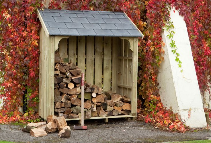 Welcome to the #Dorset #Log Stores Pinterest page. Come and see our fabulous range of log stores, log baskets, wheelie bin stores and much much more. Like this beautiful Okeford Log Store with Tiled Roof, the perfect aesthetic store for your #garden