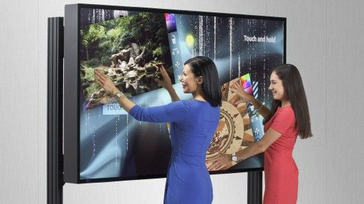 MultiTouch begins taking pre-orders for 84-inch 4K interactive display