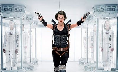 Resident Evil - I like all the sequels and everything.