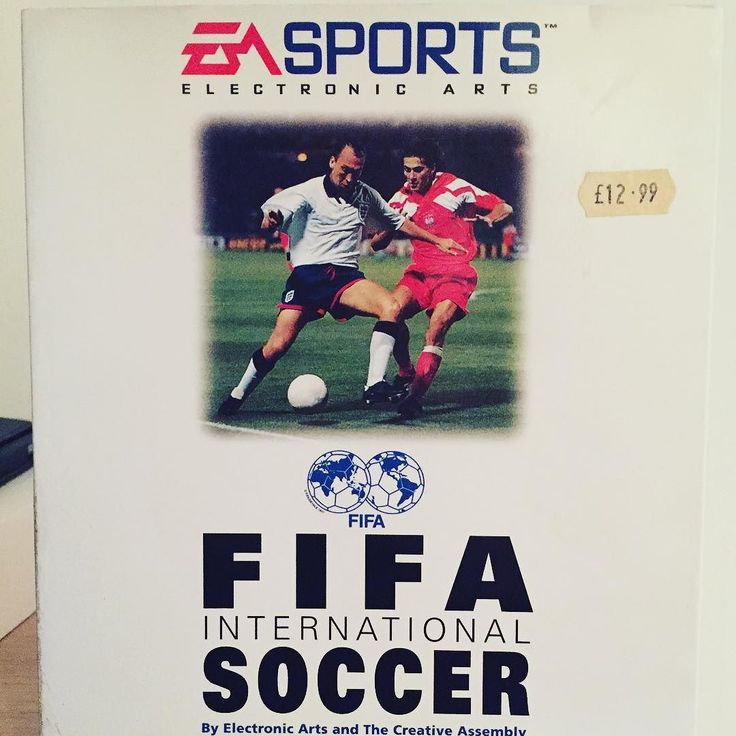 On instagram by westywesty84 #retrogames #microhobbit (o) http://ift.tt/1nF6vbP't believe I just found this #easports #easportsfifa #itsinthegame #original #1994 #90s #gamer #original #fifa16 #fifa15 #fifa14 #fifa13 #fifaplayers #fifaworld #fifaultimateteam #fifainternational #pcgames #pcgamer retro of  #ibm #floppydisc #beforeyouwereborn #22yearsago #davidplatt #england #fifasoccer #itsnotsoccer #football #sundayleaguefootball