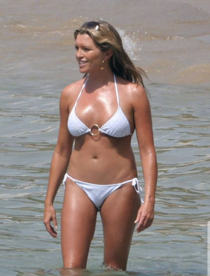 Tina Hobley | Hot Celebrities in 2019 | Bikinis, Swimsuits ...