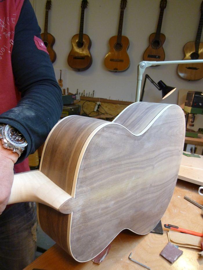Gitarre Selber Bauen Gitarren Atelier Felix Reuter Koln