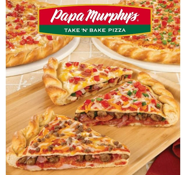 Today Only! 50% Off Online Pizza Order at Papa Murphy's $4.50 (papamurphys.com)
