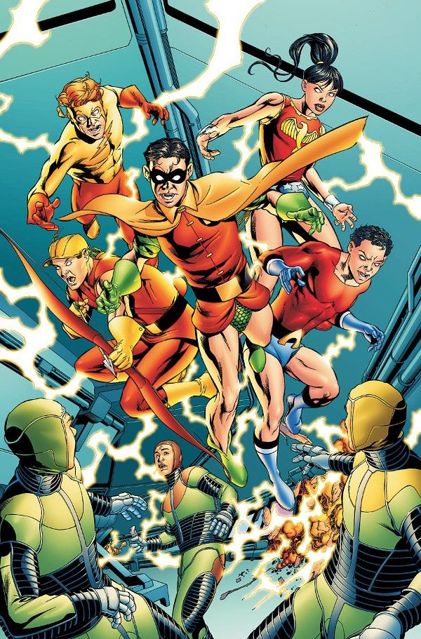 Dc Comics Fans : Best teen titans images on pinterest comics comic