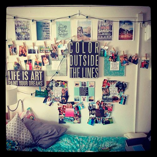 15+cute+decor+ideas+to+jazz+up+your+DULL+university+bedroom  - Cosmopolitan.co.uk