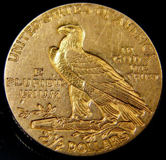 2 1 Dollar Gold 4 Eagle 1914 Coin Co 154 Usa Coins