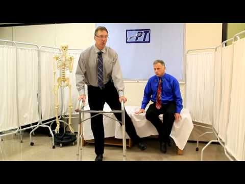 Best Home Exercises after Total Hip Replacement: Critical Exercises - YouTube