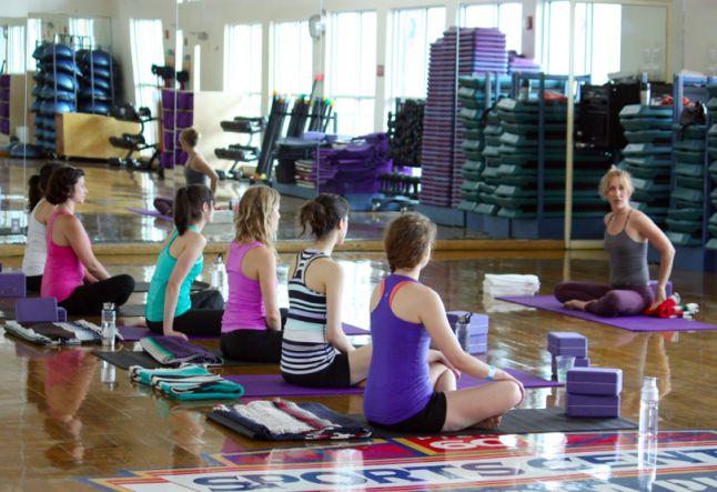 Getting Ready for Yoga School!