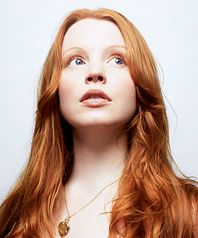 redhead - Lauren Ambrose Frm Michele Caine's bd: I Love Being A Redhead!
