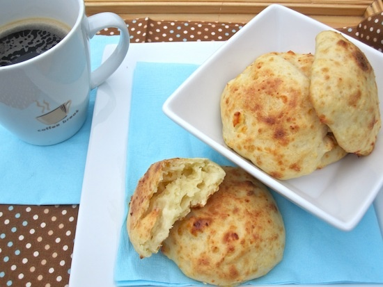 Pan de Queso (Colombian-Style Cheese Bread)