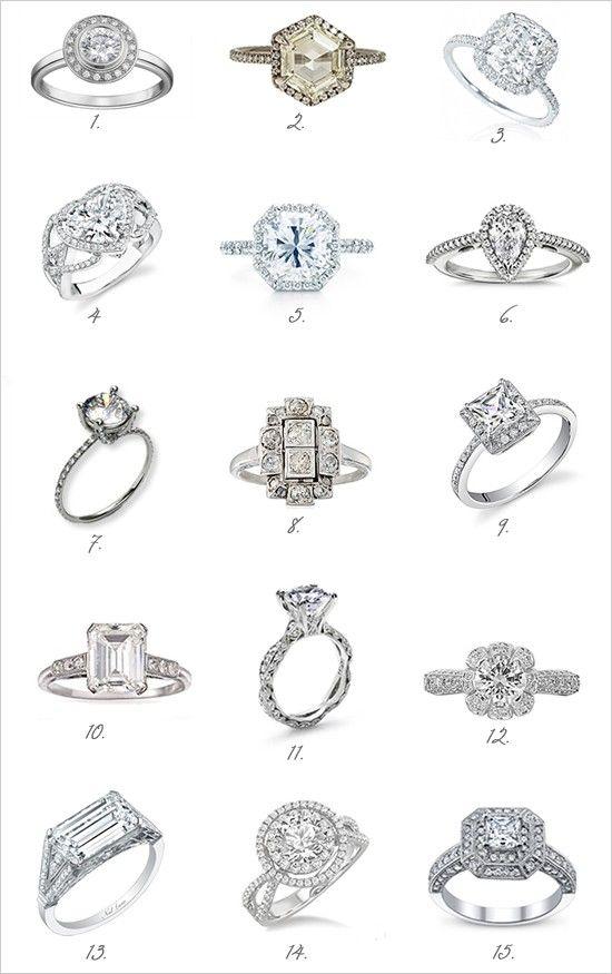 13 best carat comparison images on pinterest