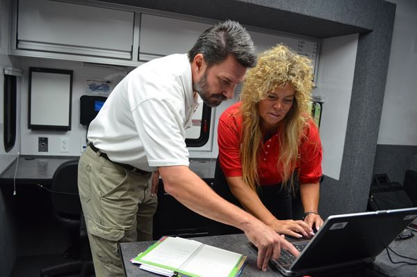 Readiness Support Center supports Corps' emergency management mission from Mobile District hub