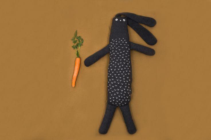 Soft toy rabbit, pooka, pookatoys, pookapoland, handmade toy, plush toy, design for kids