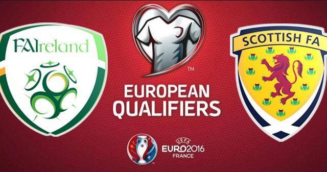 Ireland vs Scotland Highlights & Full Match   EC Qualification EURO France 2016
