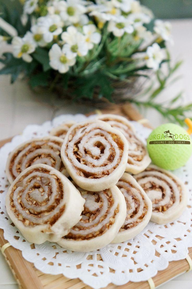 [Apple - cinnamon cookie]
