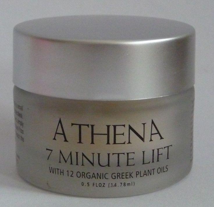 Athena 7 Minute Lift Test |NEU| die Antifaltencreme von Adonia