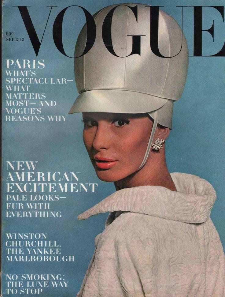 Vogue Magazine, September 1963 - a Diana Vreeland issue