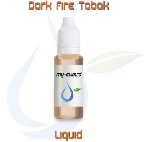 Dark Fire Tabak Liquid | My-eLiquid E-Zigaretten Shop | München Sendling