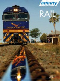 Take a sneak peak before anyone else... our brand new RAIL brochure has just been uploaded online.