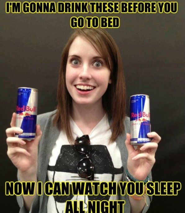 Funny - Overly Attached Girlfriend - www.funny-pictures-blog.com