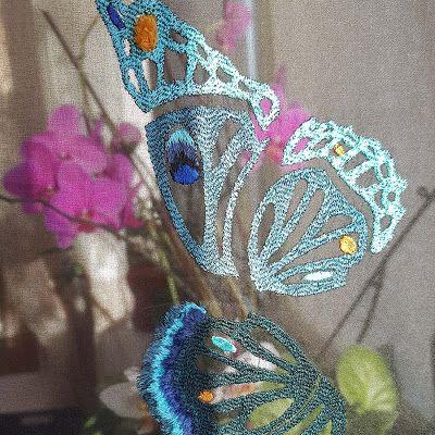 embroidery машинная вышивка wilcom