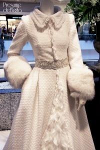 Diseño de Lorenzo Caprile en La II Feria de Moda Vintage en Madrid
