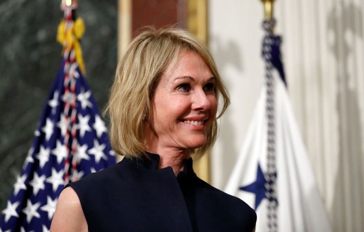 'Both sides' of climate change debate are valid, argues new U.S. ambassador to Canada She also thinks the Trump administration is leading on environmental issues.