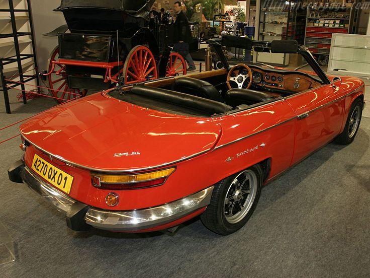 Panhard 24 cabrio