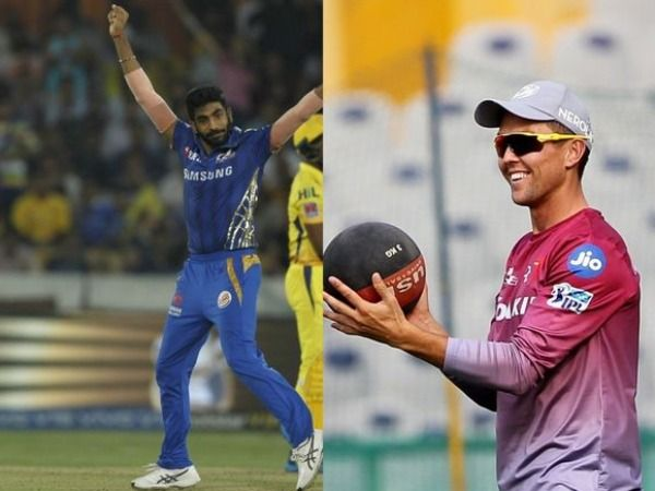 Boult Bumrah Can Form Lethal Partnership For Mi Jayawardene Transfer Window Cricket Teams Mumbai Indians