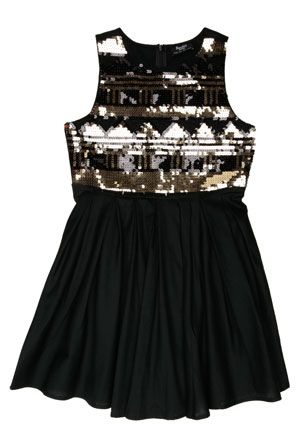 Bardot junior sequin dress