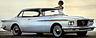 1962 Plymouth Valiant car