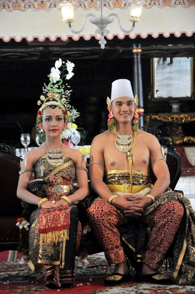 Indonesia:  Gusti Kanjeng Ratu Bendara and Kanjeng Pangeran Haryo : The Bride: Gusti Kanjeng Ratu Bendara, the youngest daughter of the Indonesia monarch.  The Groom: Kanjeng Pangeran Haryo.  When: Oct. 18, 2011.  Where: The sultan's palace in Yogyakarta on Java island.