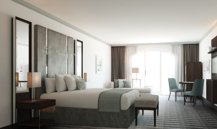 Classic Guest Room - InterContinental Sydney Double Bay