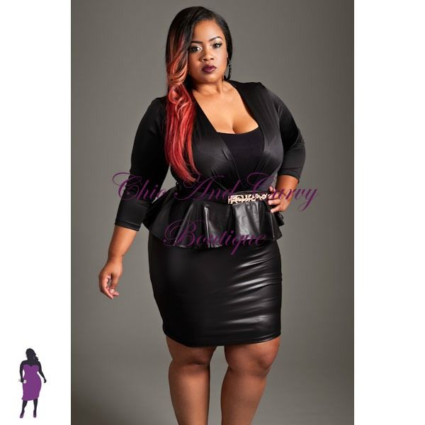 71 best Plus Size Peplum images on Pinterest