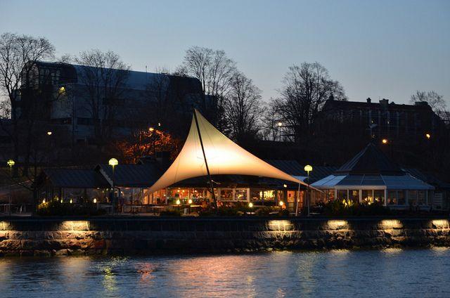 Cafe Ursula Helsinki