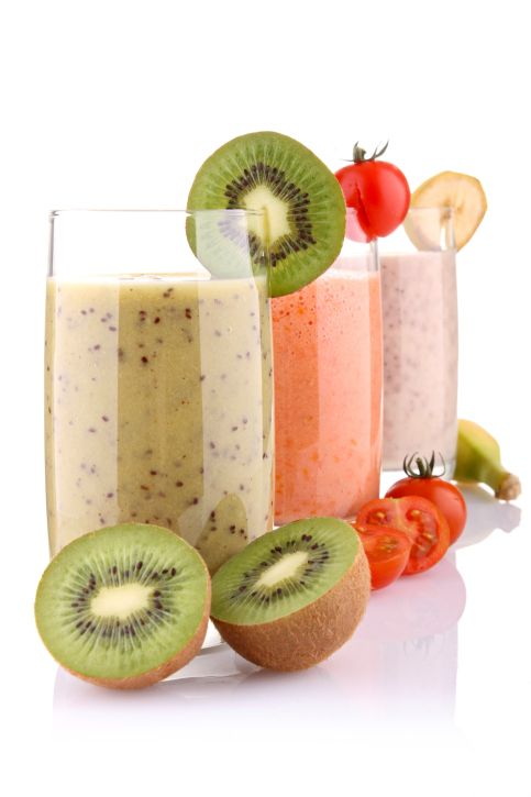 Antioxidant Smoothies - A Healthy Cocktail