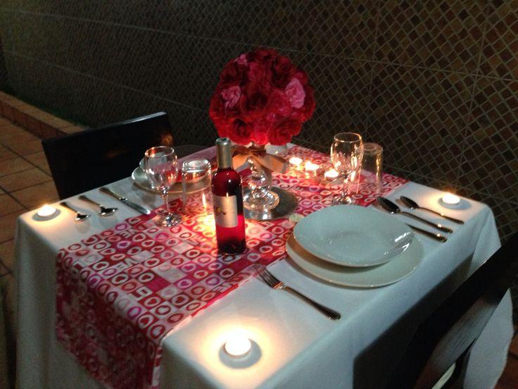 M s de 25 ideas fant sticas sobre cenas rom nticas en - Cena romantica san valentin en casa ...