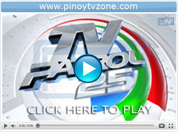 Pinoytvzone.com, your Online Pinoy Television and News Magazine.