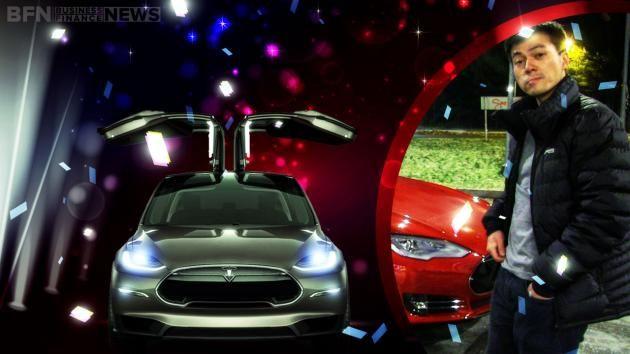 Tesla Motors Inc - Here's the First Free Model X Winner