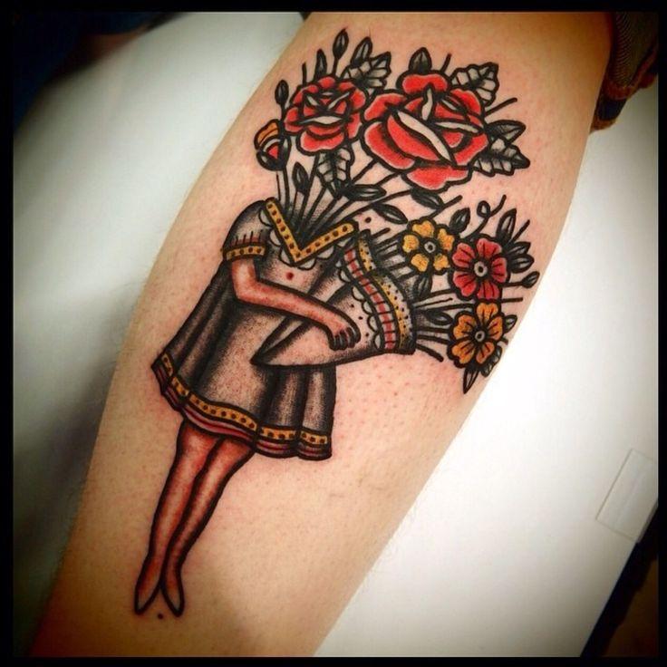 45 Mesmerizing Surreal Tattoos That Are Wonderful: Die Besten 25+ Traditionelle Rückentattoos Ideen Auf