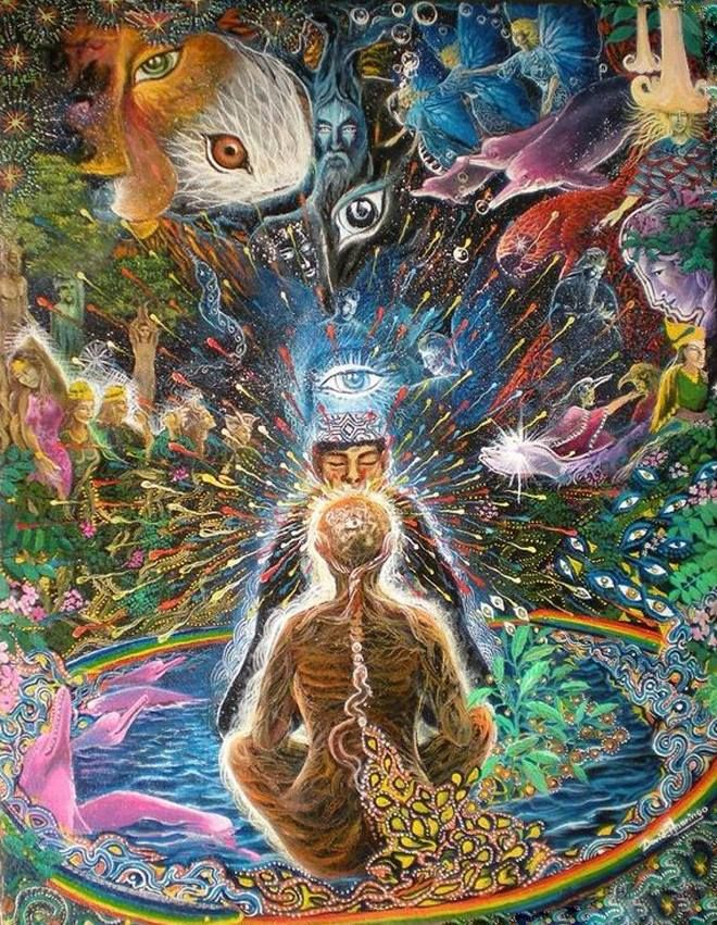 Psychedelic Peace Ayahuasca ceremony